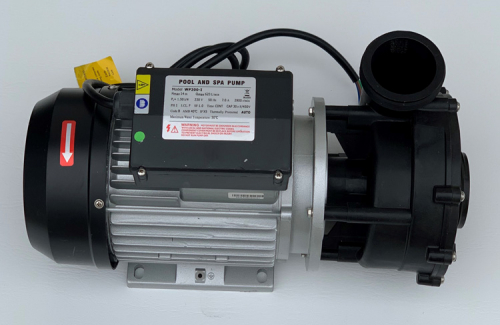 Motor mit Pumpe 1 Speed 1,5 KW,230 V,50 HZ