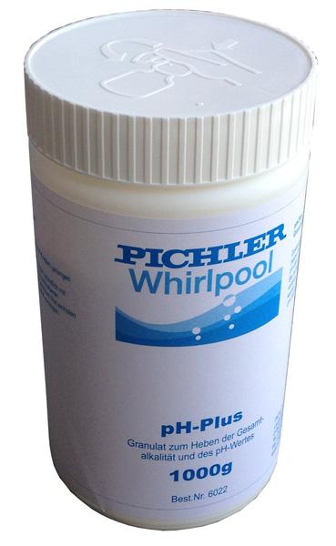 pichler whirlpoolshop ph plus 1kg gebinde granulat. Black Bedroom Furniture Sets. Home Design Ideas