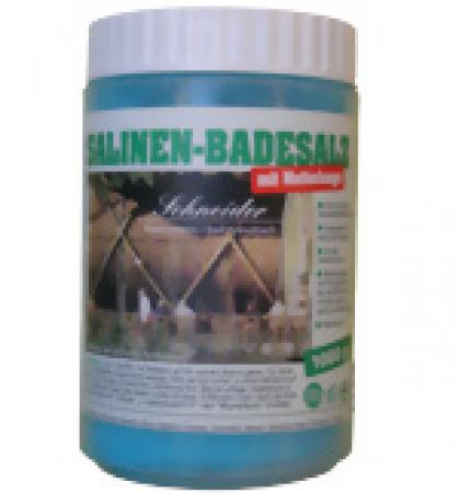 Badesalz (Salinensalz mit Mutterlauge)