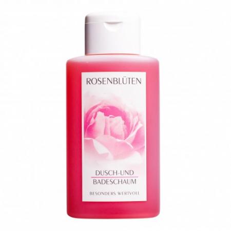 Rosenblüten-Duschbad
